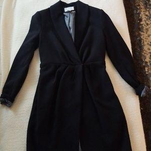 H&m dress coat